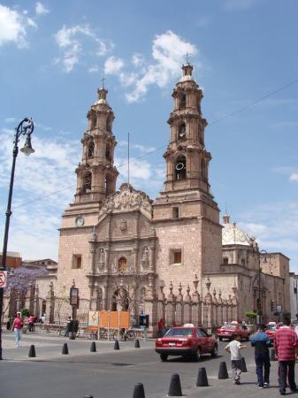 Aguascalientes, Mexico: Catedral.