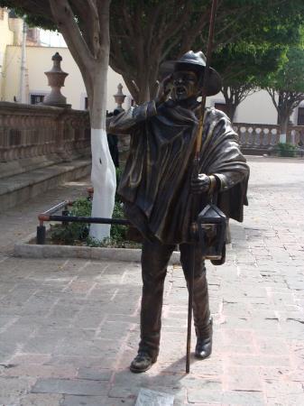 """Aguascalientes, Mexico: """"El Sereno"""""""