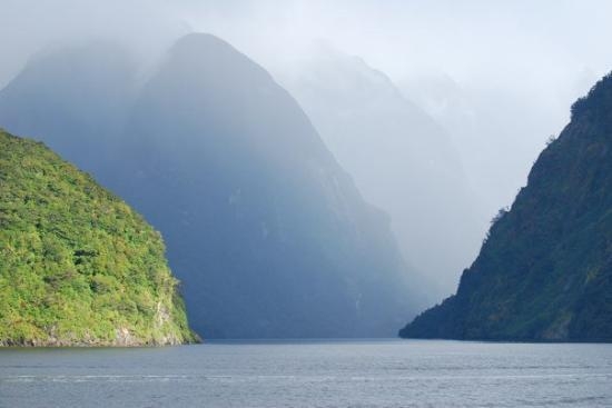 Te Anau, New Zealand: Doubtful Sound, New Zealand