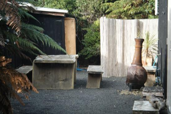 Wairua Lodge - The Hidden River Valley: River Lodge