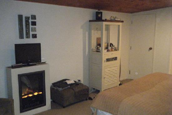 Wairua Lodge - The Hidden River Valley: Room