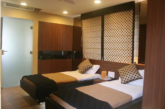 Terrace Gardens Guest House : Deluxe Double room
