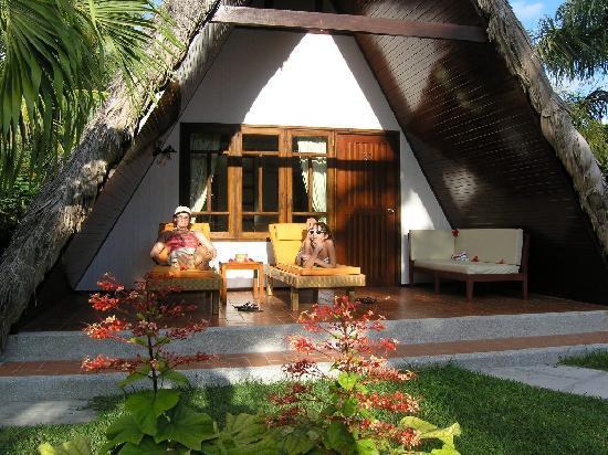 La Digue Island Lodge: les chalets