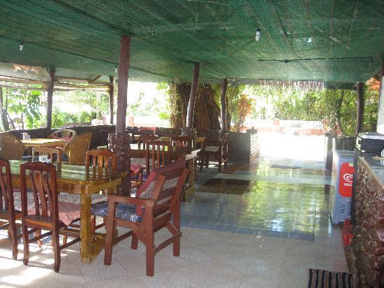 Pine Bungalow: Dining Area