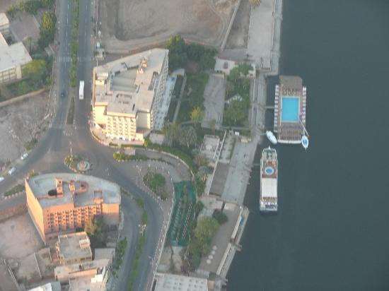 Iberotel Luxor: Iberotel from the air
