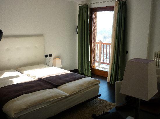 Principe Delle Nevi: Our room