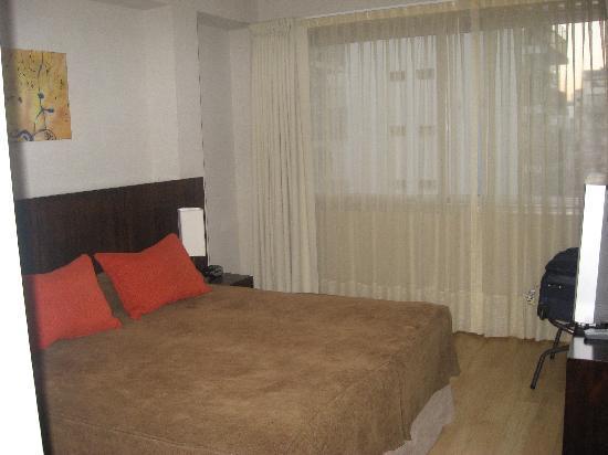 Ayres de Palermo: comfortable bed
