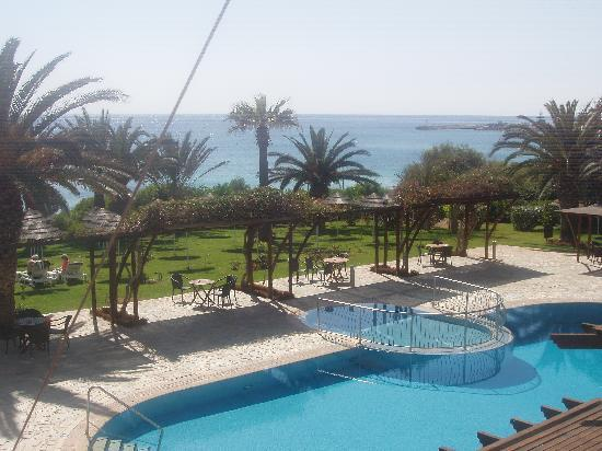 Alion Beach Hotel: View from the terrace