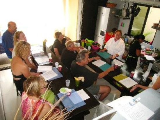 The Little Mexican Cooking School in Puerto Morelos