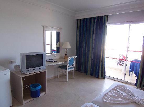 Marhaba Royal Salem: Our Room (Okt -08)