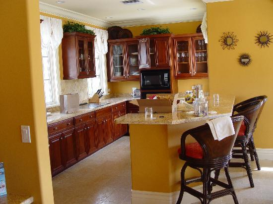 Grand Isle Resort & Spa : Kitchen at Unit