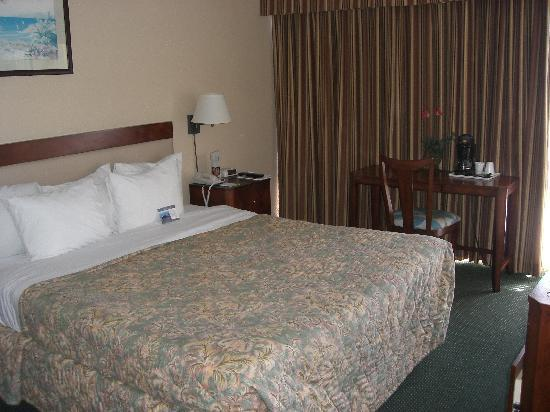 Days Inn Torrance Redondo Beach : 部屋