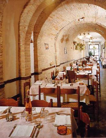 Delfino Azzurro : sala ristorante
