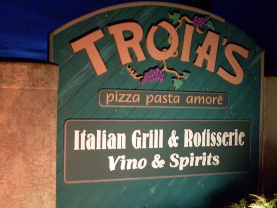 Troia's: A great restaurant to visit when in Sedona