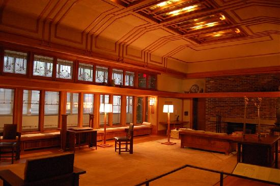 Foto de museo metropolitano de arte nueva york frank lloyd wright room tripadvisor Frank lloyd wright the rooms interiors and decorative arts