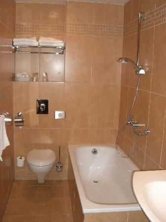 Bathroom Average Size But Clean Picture Of EA Hotel Sonata Awesome Average Size Bathroom