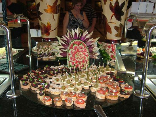 Grand Bahia Principe La Romana: at buffet