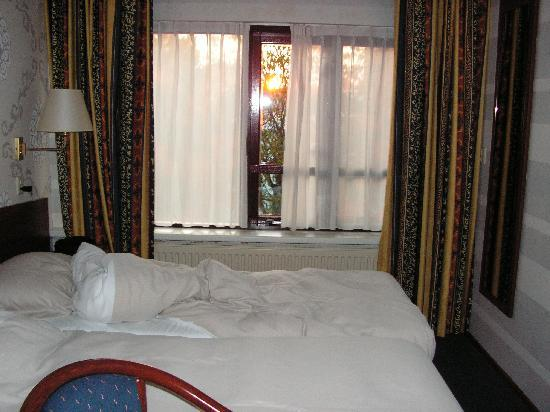 Hotel Astoria: sunrise in Astoria hotel