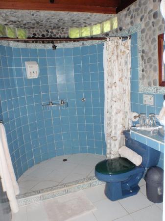 Aguila de Osa: Salle de bain