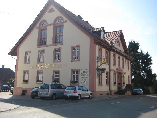 Landgasthof Hirschen Birndorf