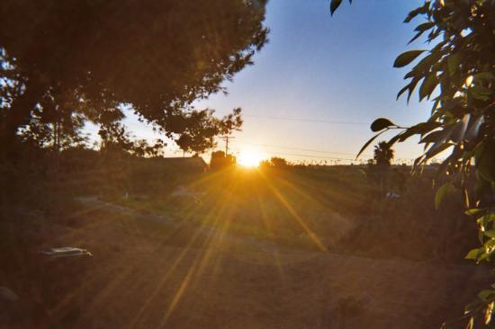 Μαλιμπού, Καλιφόρνια: Malibu sunrise