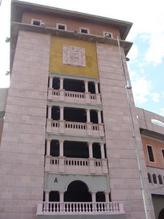 Aguascalientes, Mexiko: La Monumental Plaza de Toros