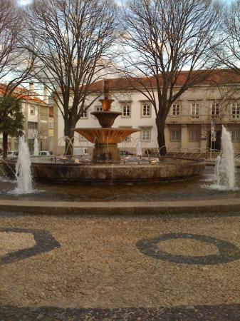 Braganca, Portugal: La plaza