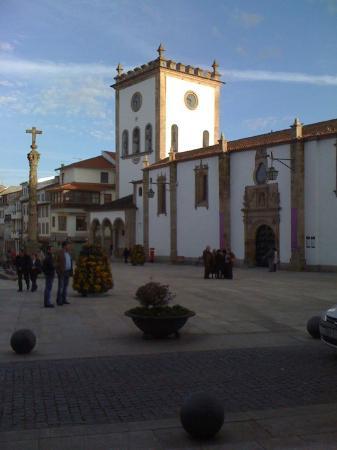Braganca, Portugal: La parroquia