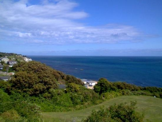 Isla de Wight, UK: It really is a nice place when the weather is like this...