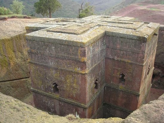 Rock-Hewn Churches of Lalibela