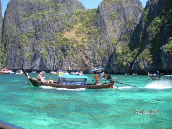 เกาะพีพีดอน, ไทย: Phi Phi øerne