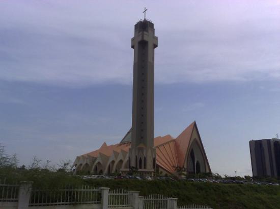 Abuja Romano-Chatolic Cathedral