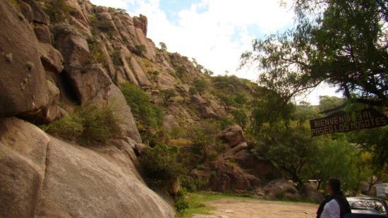 Capilla del Monte, Argentina: Los Mogotes