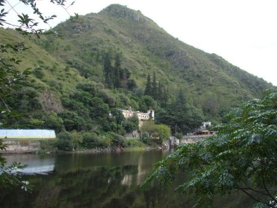 Villa Carlos Paz, Αργεντινή: Dique San Roque
