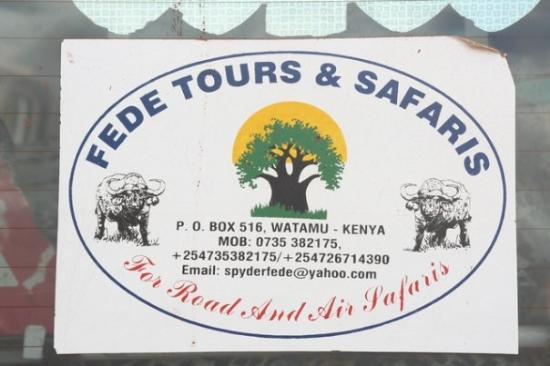 Watamu, Kenia: Il mitico Abu Fede