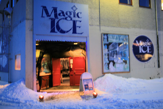 Magic Ice Lofoten