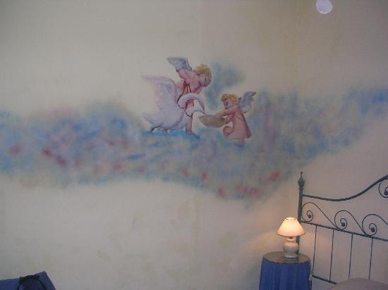 Posada del Angel: Habitación