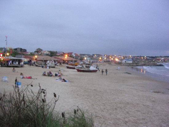 Punta del Diablo, Uruguay: Playa