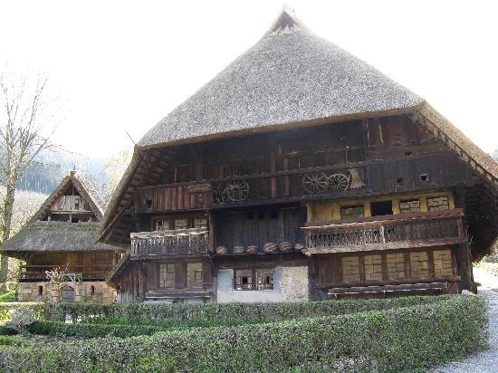 Schwarzwälder Freilichtmuseum Vogtsbauernhof: house
