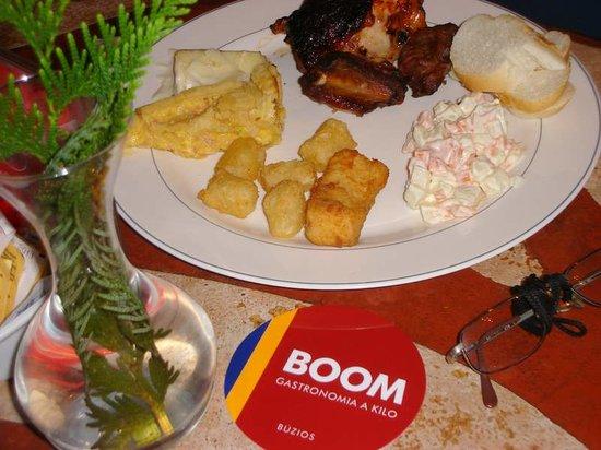 Boom Restaurante: Restaurante Boom. Excelente calidad y precios.