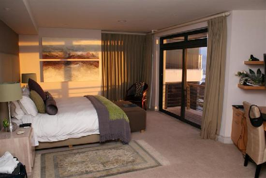 Bloubergstrand, South Africa: Robben Island Suite