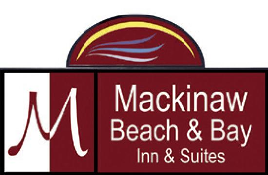 Mackinaw Beach and Bay - Inn & Suites: Logo