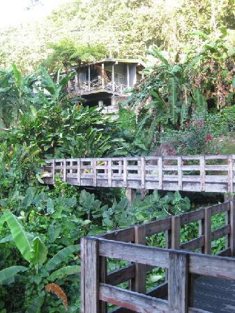 Casa Grande Mountain Retreat: Casa Grande Inn - Boardwalk