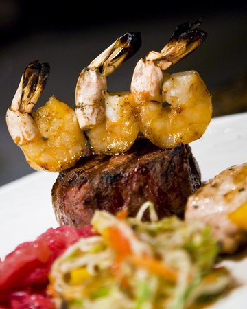 Fire Grill Steak House & Lounge Bar: Fire Grill
