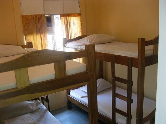 Hostel Costa del Mar : Dorm beds, with A/C