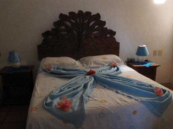 Casa Delfin Sonriente: Room