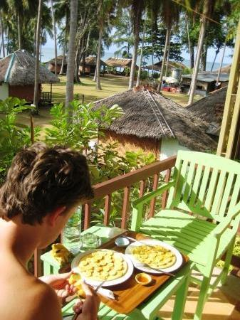 Best House: Room service breakfast