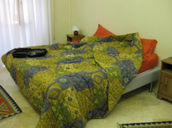 The Home in Rome Kosher Bed and Breakfast: A double room