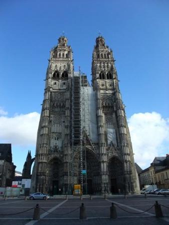 ทัวรส์, ฝรั่งเศส: St. Gatien大教堂