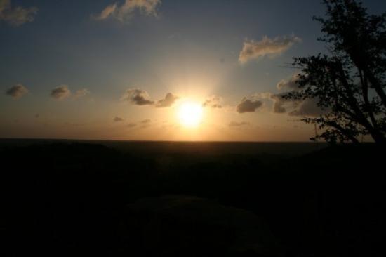 Watamu, Kenya: Tramonto a Marafa (cucina del diavolo)